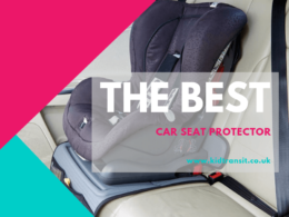 The best car seat protector