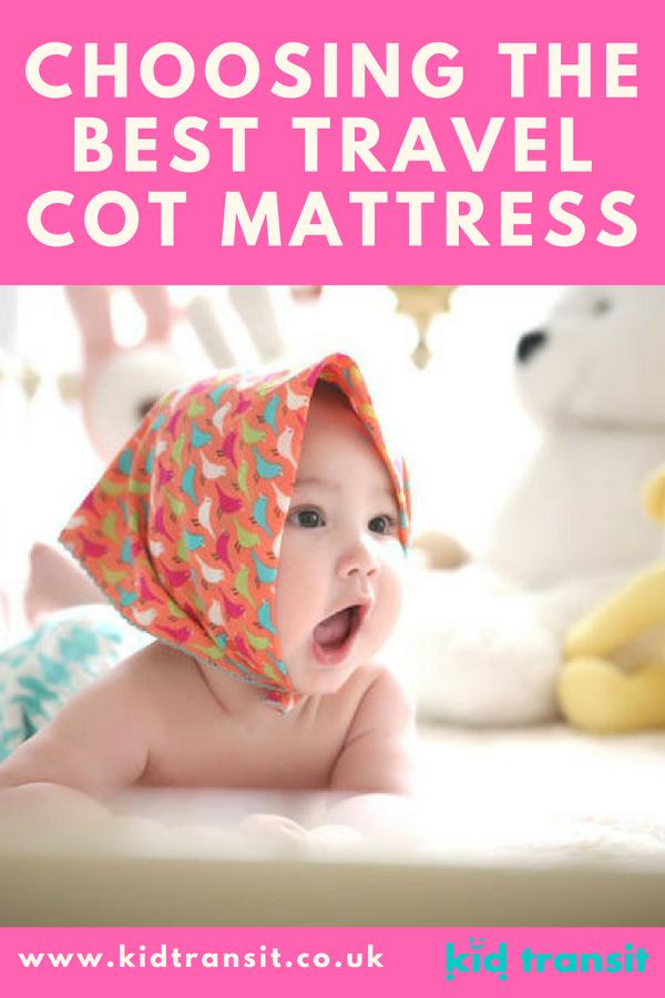best travel cot mattress