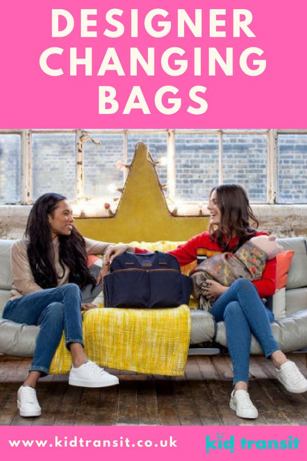 designer changing bags pacapod kerikit
