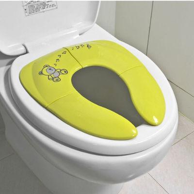 folding travel toilet training seat
