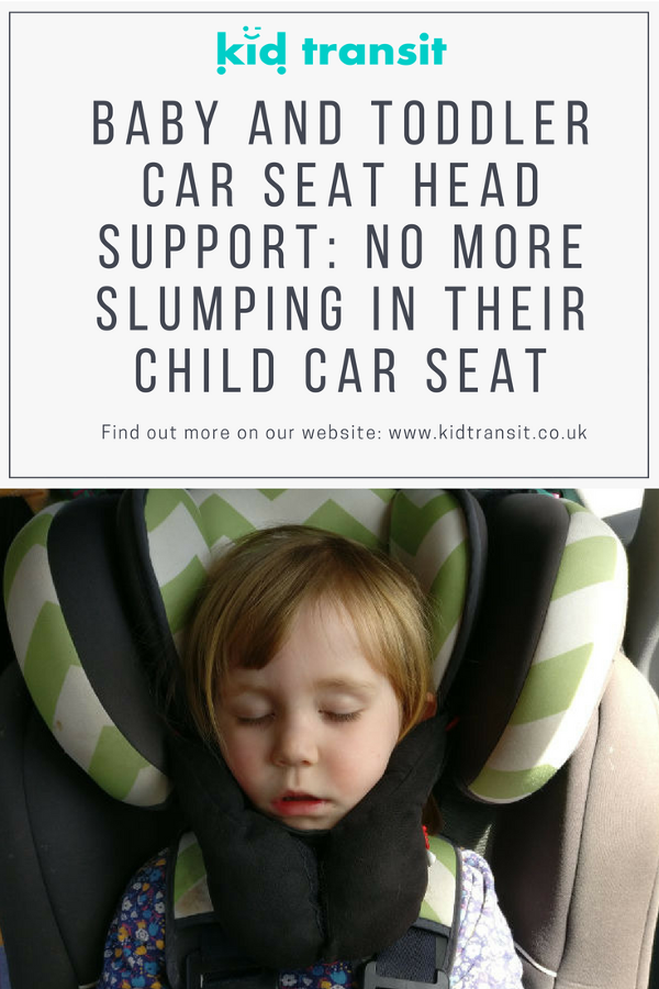 sandini head support car seat toddler baby
