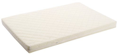 kidtex flat travel cot mattress