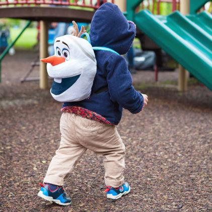 littlelife toddler backpack reins olaf