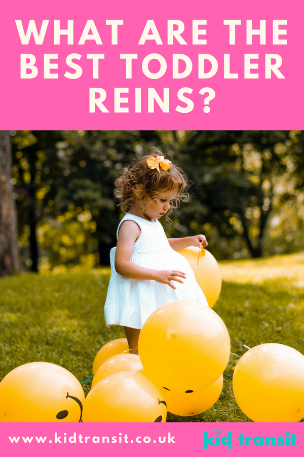 what are the best toddler reins