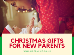 Christmas gift guide for new parents- what they really want with a newborn in the family