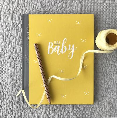 baby journal diary
