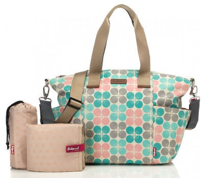 babymel evie changing bag