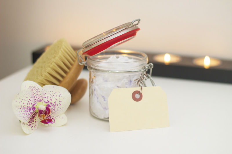 christmas gift new parents pampering set