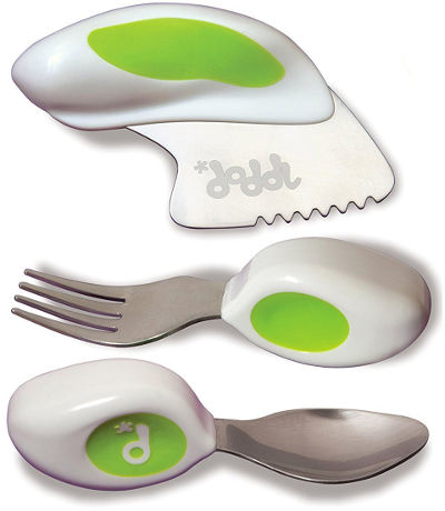 doddl children cutlery knife fork spoon