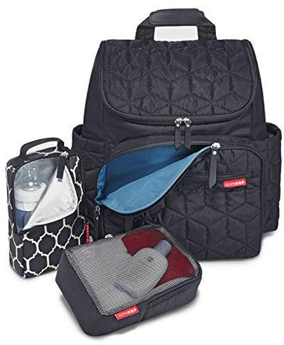 skip hop forma backpack changing bag