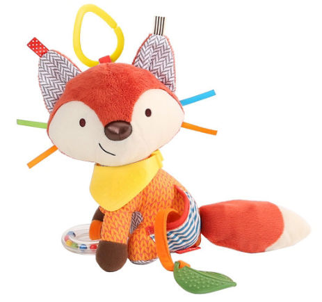 tag fox toy skip hop christmas presents for new parents