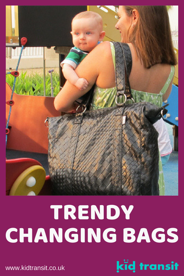 trendy changing bags nappy bags