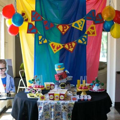 First-Birthday-Party-Superhero-Theme-Ideas