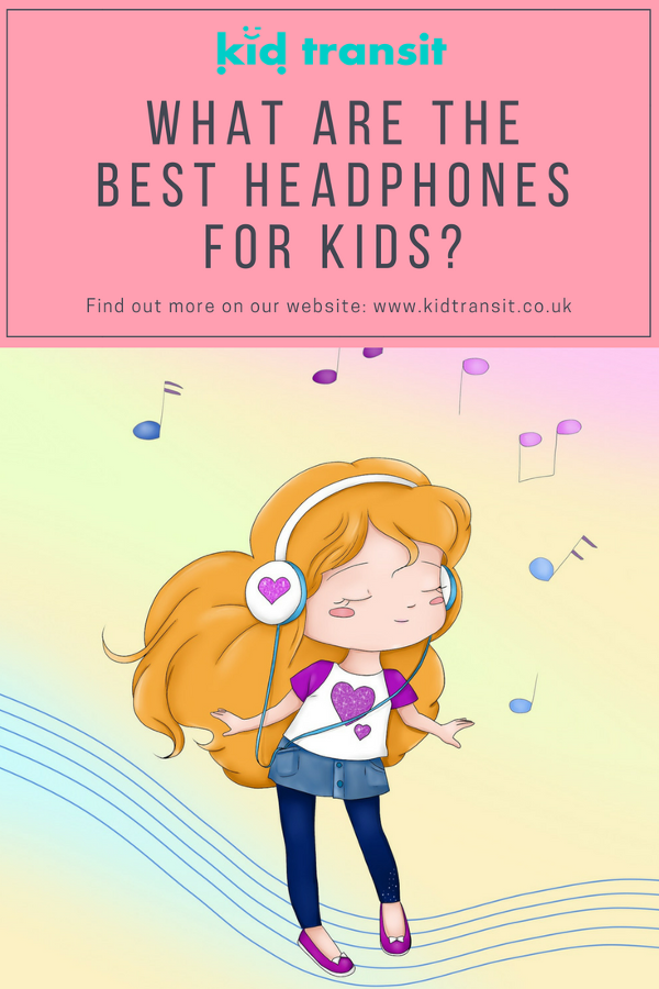 Best headphones for kids that won't damage their hearing