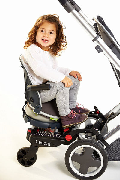 buggypod lascal perle buggy board seat