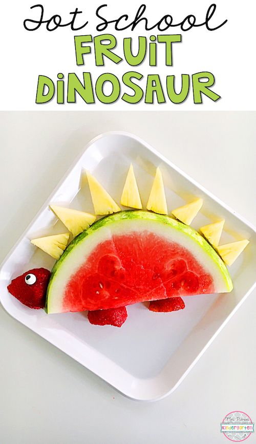 Dinosaur Theme First Birthday Food Ideas