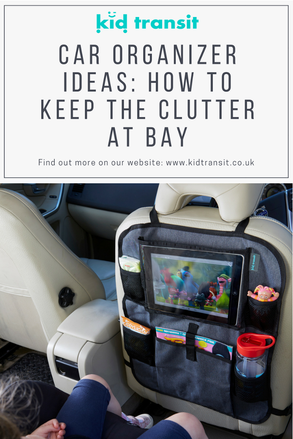 car organizer ideas keep car tidy