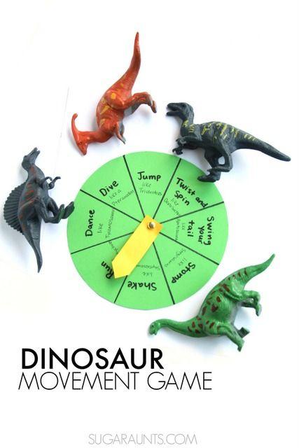 Dinosaur First Birthday Party Favour Ideas
