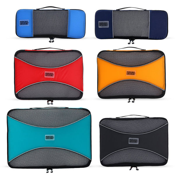 packing cubes suitcase family