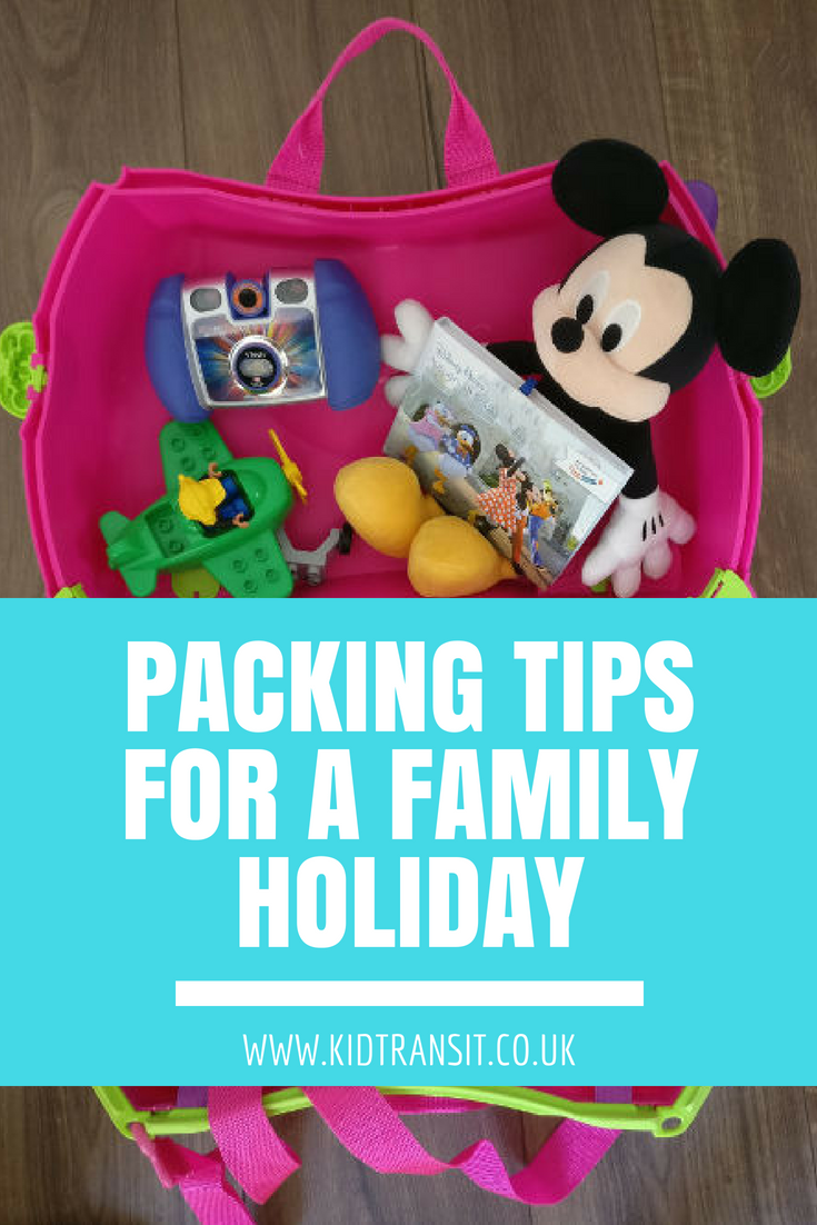 Tried and tested packing tips so you can fit it all in the suitcase!