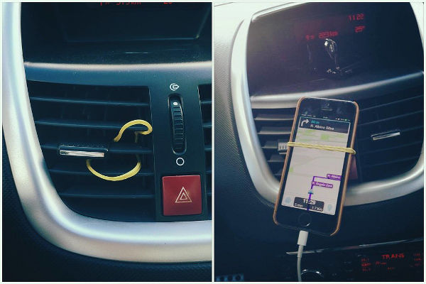 rubber-band-phone-holder