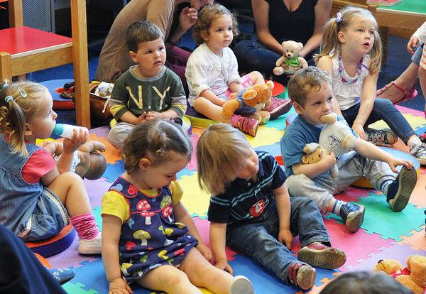toddler baby group rainy day fun