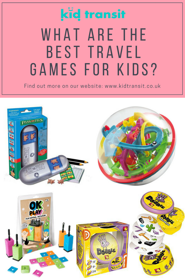travel games car children road trip activity