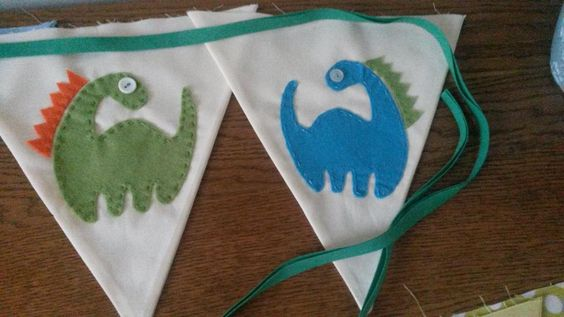 Dinosaur Theme First Birthday Decor Ideas