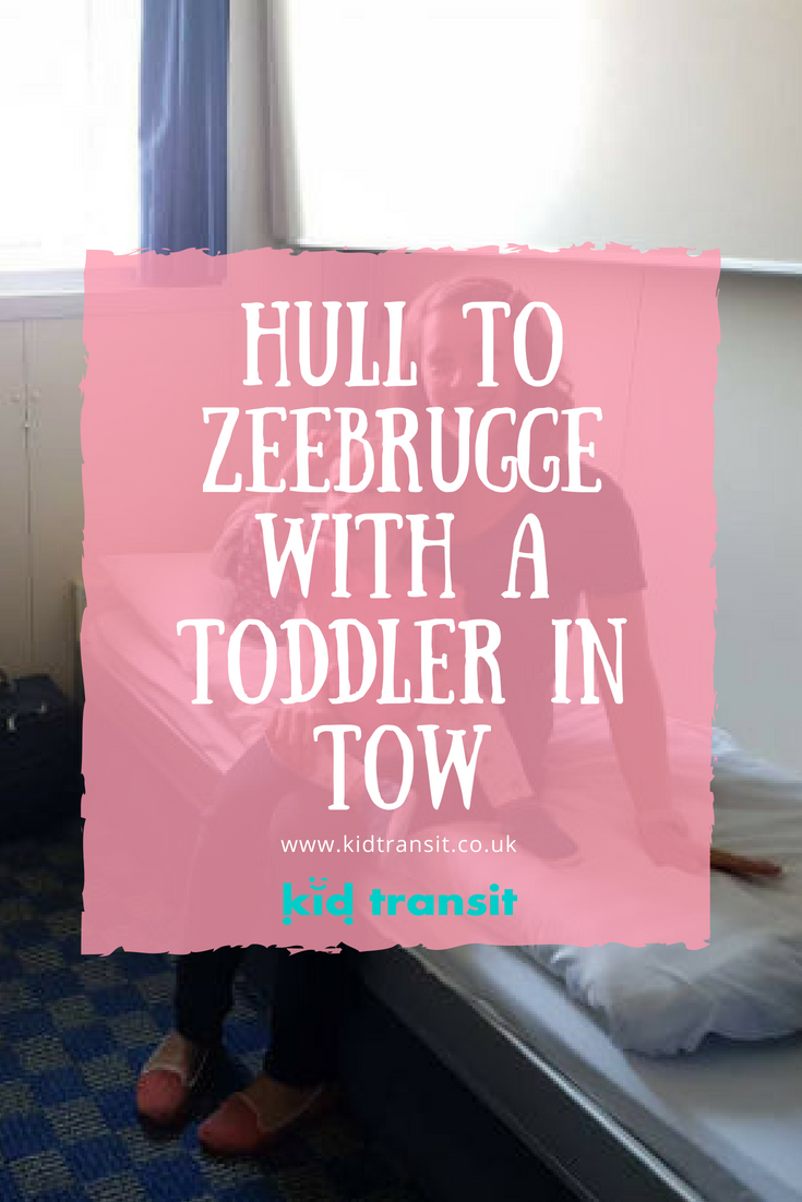 Toddler travel tips for taking a ferry or boat trip with children