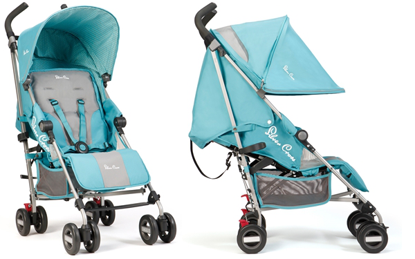 silver cross zest pushchair review front side