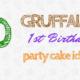 Gruffalo Themed First Birthday Cake Ideas