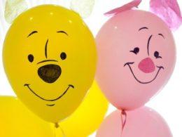 Winnie the Pooh First Birthday Party Decor Ideas