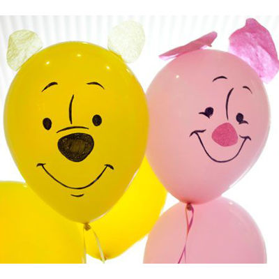 Winnie-the-Pooh-Theme-First-Birthday-Party