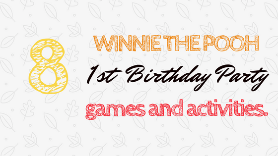 Winnie the Pooh Games and Activities