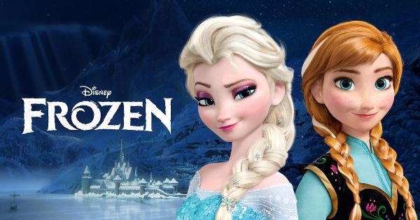 frozen screen time kids