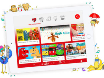 youtube kids screen time
