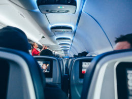 Should I take a car seat on a plane?