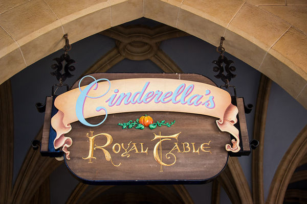 cinderellas royal table magic kingdom disney character dining