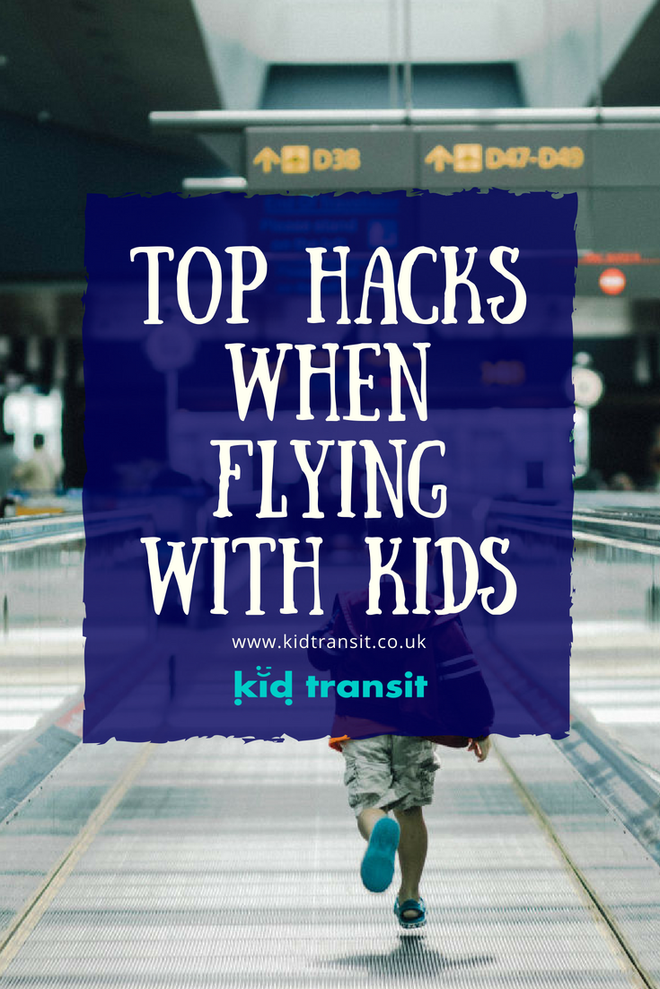 Plane travel with toddlers can be daunting, use these top hacks the next time you travel.