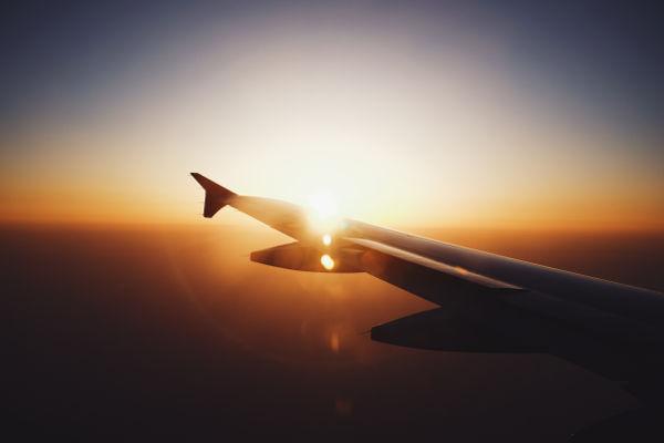 plane night flying toddler