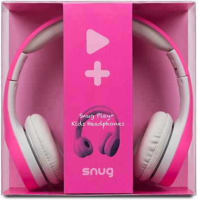 snug play childrens headphones boxed