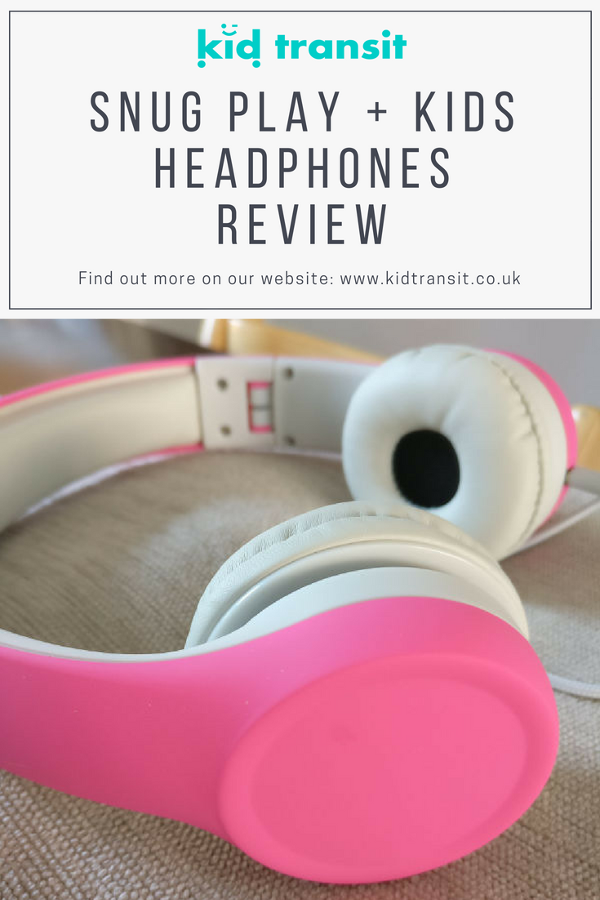 snug play childrens headphones review