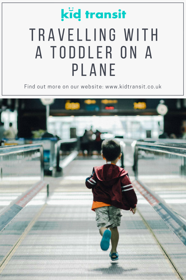 travelling toddler plane airplane children flying baby