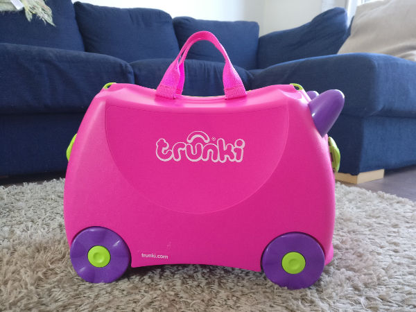 trunki childrens suitcase review