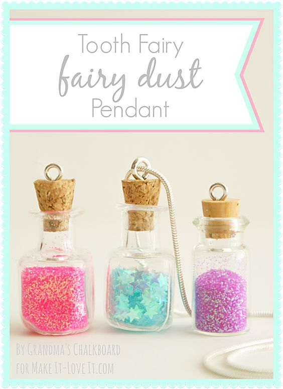 Fairy Birthday Favours