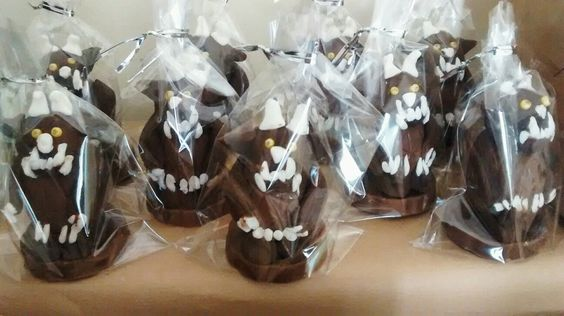 Gruffalo Themed First Birthday Food