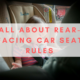 All about rear-facing car seat rules