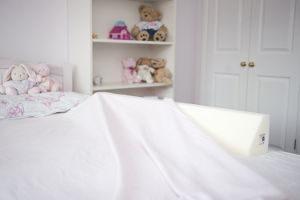 Foam Bed Guard Bed Rail in bed