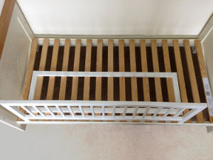 Safetots Wooden Bed Rail attachment