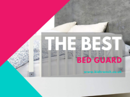 The best bed guard to keep your toddler from rolling out of bed